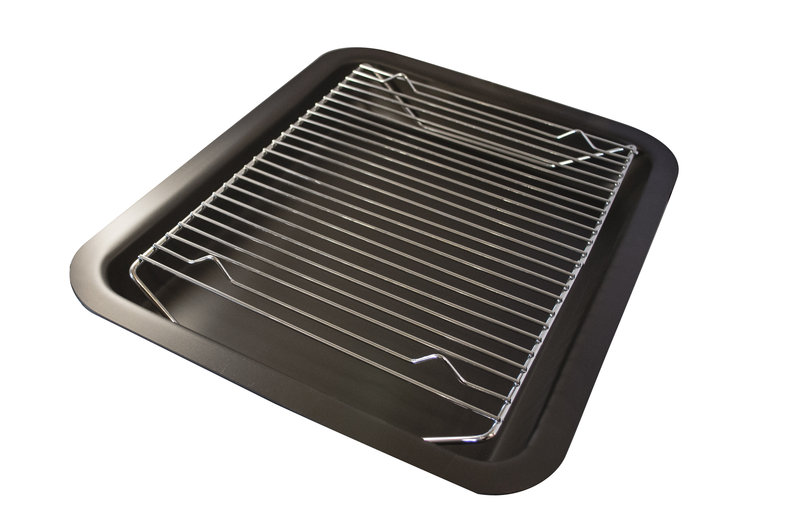 Large Roasting Dish & Inlet Tray